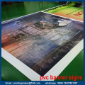15 oz Glossy Outdoor PVC Banners Printing Service