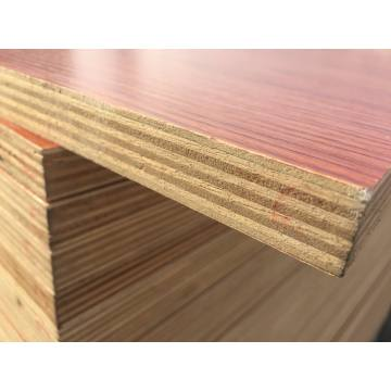Berühmt China HDF-Sperrholz, Möbel Grade Hardwoodcore Melamin konfrontiert TU28