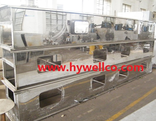 Horizontal Continuous Drying Machine