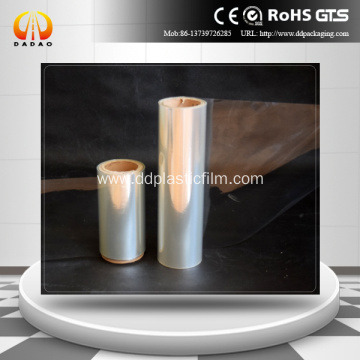 Transparent PET anti UV film 100 Micron