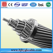 ACSR Wolf High Voltage Cable Bs215 Bare Conductor