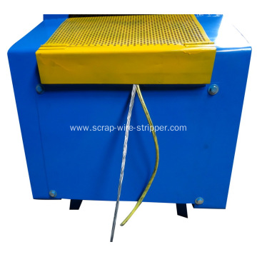 waste wire stripping machine