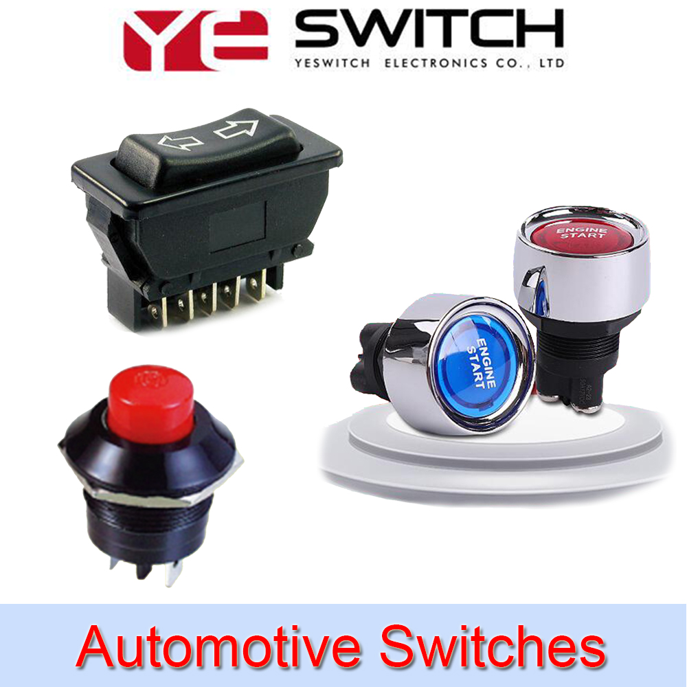 Automotive Rocker Switches