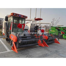 Low Cost for Crawler Type Rice Combine Harvester rice combine harvester for promotion export to Mali Factories