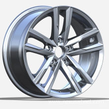 Silver Painted VW Replica Wheels