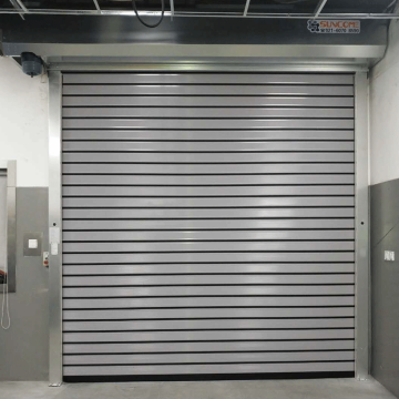 Custom Made Alumini Alloy Roller Shutter Door