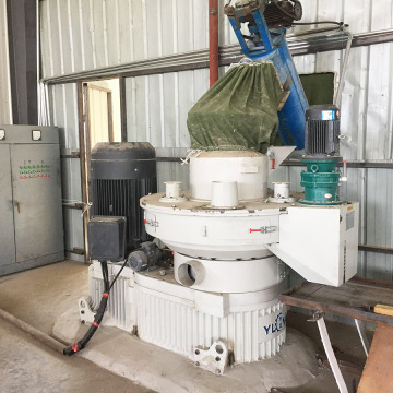 EFB pellet mill machine