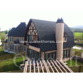 Highly Prefabricated Light Gauge Steel Vacation House