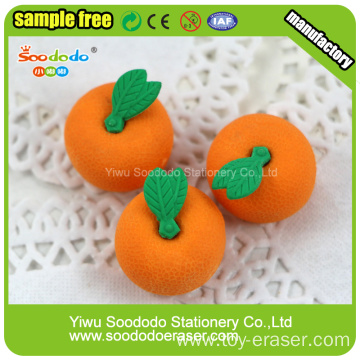 SOODODO 3D Adorable Red Doll Shaped Eraser For Children