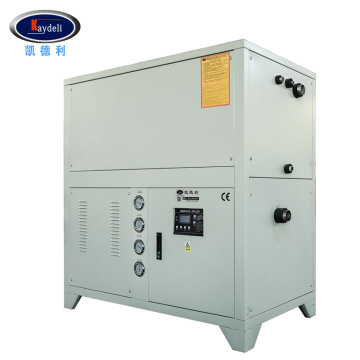 Chiller cooling water temperature