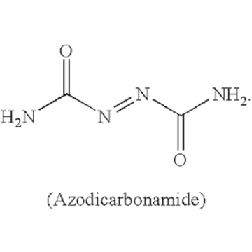 what is azodicarbonamide used for