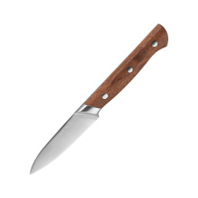 3.5 inch Kitchen Wooden Handle Paring Knife