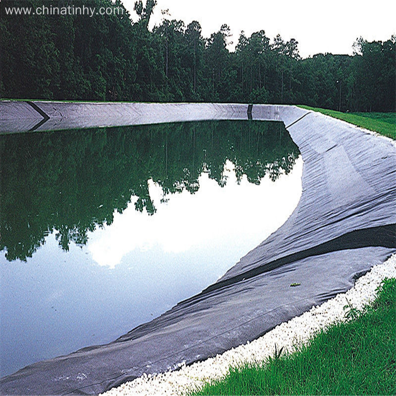 Fish Farm Pond Liner hdpe geomembrane For Agriculture