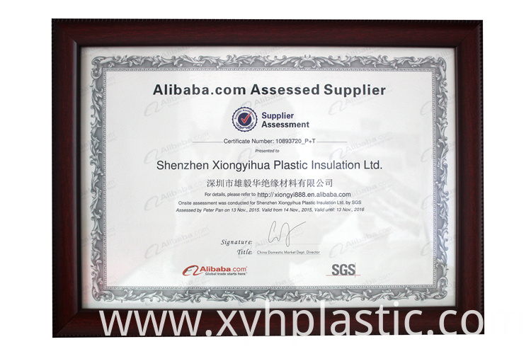 Engineering Plastic SGS Certificated Ptfe Sheet China Manufacturer