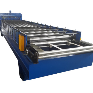 Glazed Zinc Coated Metal Roof Tile Production Line