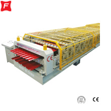 Wall Roof Double Layer Roll Forming Machine