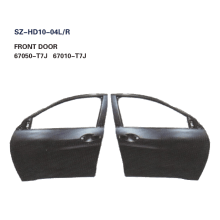 China for Honda Accord Door Skin Replacement Steel Body Autoparts Honda 2015 HRV/VEZEL FRONT DOOR export to Cape Verde Exporter