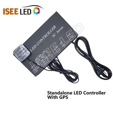 GPS Led Pixel Light controller