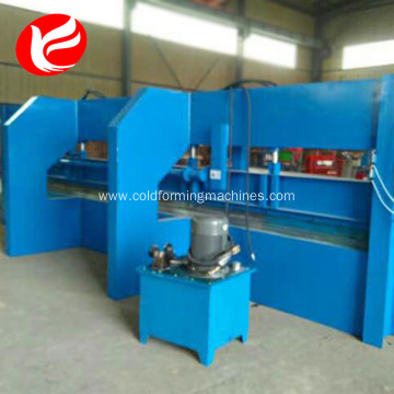Cnc hydraulic steel iron plate sheets bending machine