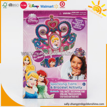 Princess Sparkling Tiara And Bracelet Activity