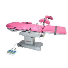 Gynecology obstetric table delivery operating bed