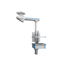 Single arm electric surgical pendant