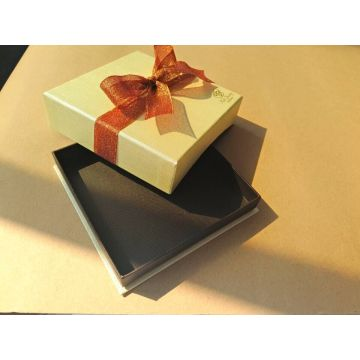 Ribbon Beautiful Shiny Bracelet Paper Box