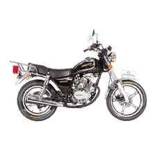 HS125-6A GN150 125cc Black Jazz Gas Motorcycle