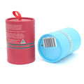 Luxury Cylinder Round Cardboard Candle Gift Box