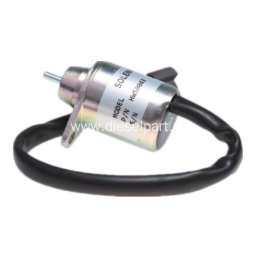 Holdwell stop Solenoid 129486-77954 for Yanmar engine