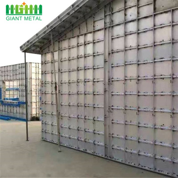 Concrete slab beam formwork and scaffolding