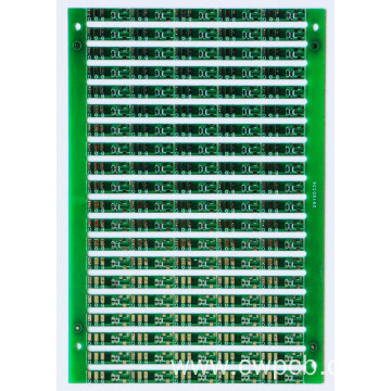Tiny unit size printed circuit boards