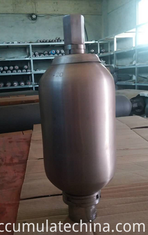 Stainless Steel Accumulator
