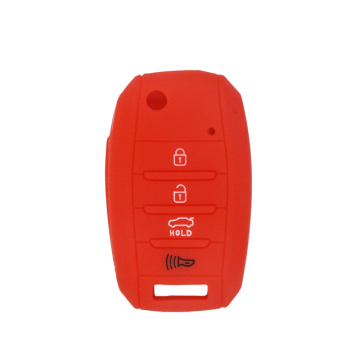 Kia car key fob case cover replacement silicone