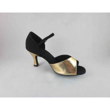 OEM/ODM for Ladies Latin Shoes Ladies latin dance shoes Size 4 supply to Belarus Importers