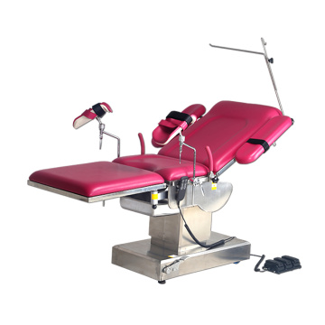 Obstetric Gynecological Electro Delivery Table