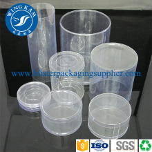 OEM/ODM for Pvc Plastic Cylinder Tube Packaging Container Box for Packing Toy supply to Guyana Supplier
