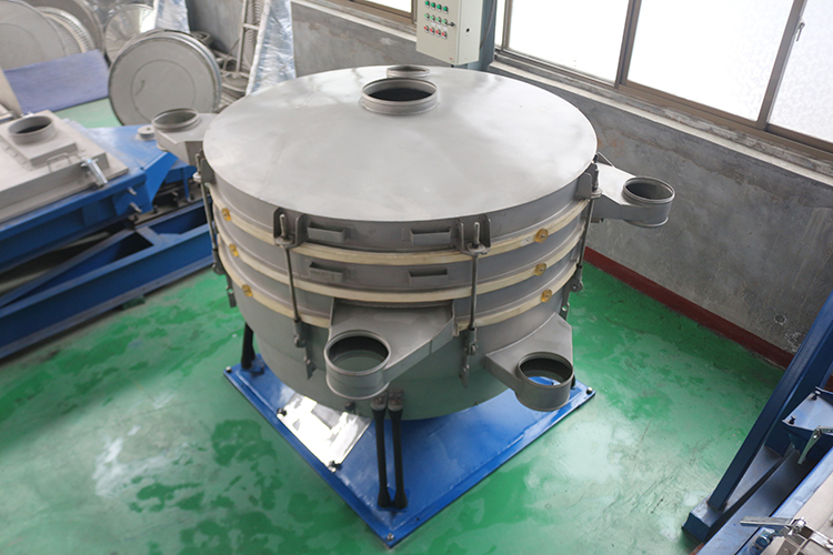 Tumbler Vibrating Screening Machines