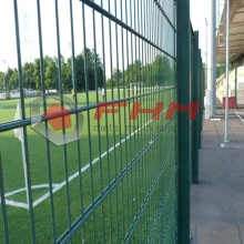 Double Horizontal Wire Welding Fence