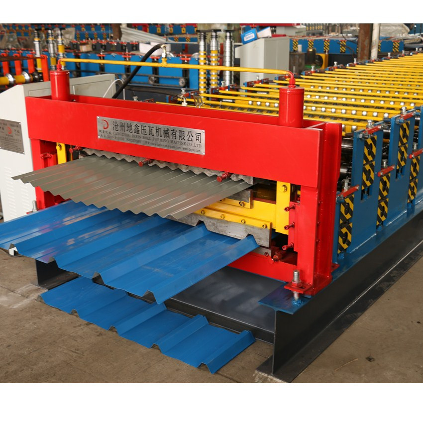 Double Forming Machine