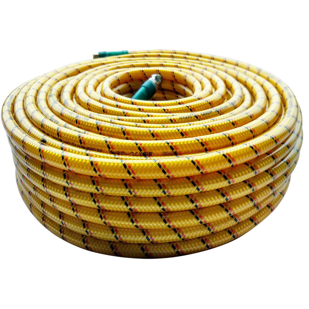 Color Reinforce Polyester Braid Hose