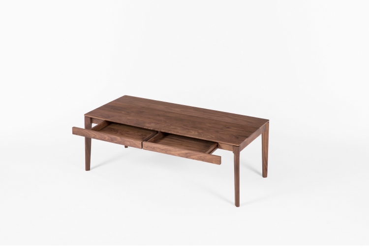 Two Drawers Coffee Table