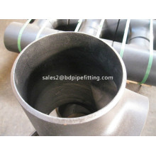 ASME DIN 15CrMo Alloy Steel Seamless Tee