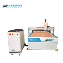 PVC CCD CNC Cutting Router Machine