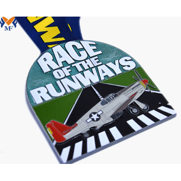 Sports event custom award race medals