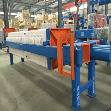 Professional High Quality for China Pottery Clay Chamber Filter Press,Pottery Clay Industry Filter Press, Manufacturer Automatic Cloth-Washing Chamber Slurry Clay Filter Press supply to Tajikistan Wholesale
