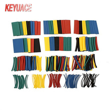 Mixed Color Heat Shrink Tube Sleeving with box