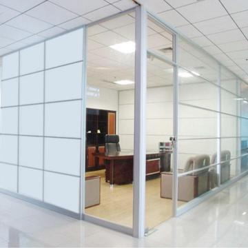 aluminium room glass partition factory sale