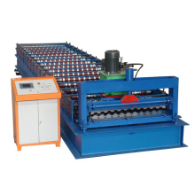 Wholesale Price for Galvanized Roof Roll Forming Machine Corrugated Iron Sheet Making Machine export to India Suppliers