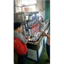 glass bottle coating machine